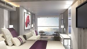 preview of the celebrity edge cruise ship