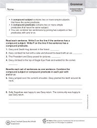 english grammar worksheets grade 5 cbse easter homework sheets