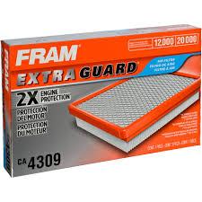 lexus rx330 air filter fram extra guard air filter ca4309 walmart com