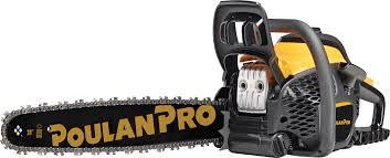 chainsaws poulan pro