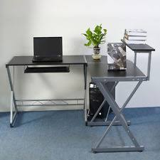 l shaped computer desk ebay