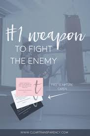 quotes from the bible about killing non believers transparency blog 1 weapon to fight the enemy
