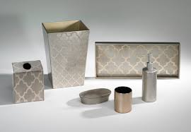 Designer Bathroom Accessories Arabesque Lacquerware Bathroom Accessories J Fleet Designs