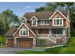 multi level homes fremont place craftsman home plan 071d 0128 house plans and more