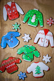 sweater cookies sweater gingerbread cookies what should i for