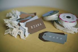 diy place cards easy diy wedding place cards watson