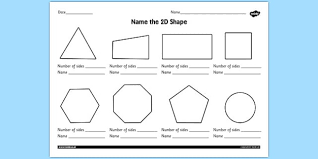 shapes worksheet 2d shapes worksheet ks1 2d shape 2d
