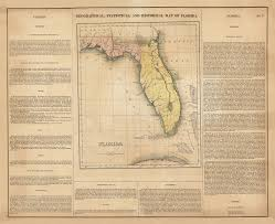 historic maps of florida the history of florida in maps and postcards relicrecord