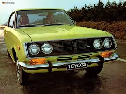 toyota corona toyota corona mark ii hardtop coupé 1968 automotive