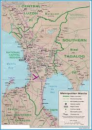 map of tunisia with cities tunisia metro map travelsfinders