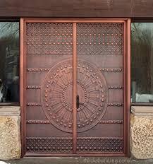 Exterior Door Copper Doors Exterior Copper Doors