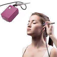 professional airbrush makeup machine professional airbrush makeup kit with compressor air brush nail