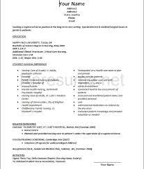 Nurses Dazzling Ideas New Grad by Student Nurse Cover Letter Sample Nurse Rn Resume Entry Level