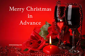 advance christmas messages christmas advance text messages