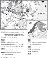 minerals free full text geology and age constraints on the