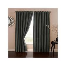 Eclipse Thermalayer Curtains by Eclipse Absolute Zero Velvet Thermaback Blackout Home Theater