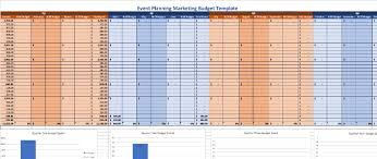 100 marketing budget template in marketing budget template