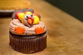 9 thanksgiving cupcakes mental floss