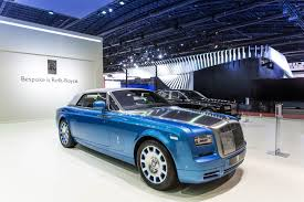 roll royce thailand rolls royce showcases bespoke expertise at the 2015 bangkok motor