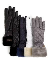 ugg gloves canada sale ugg australia quilted tech fabric gloves bloomingdale s