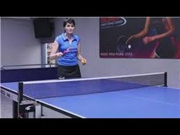 table tennis and ping pong table tennis ping pong shot techniques youtube