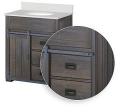 Vanities For Bathrooms Lowes Shop Bathroom Vanities Vanity Tops At Lowes