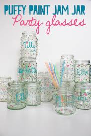 Unique Party Unique Party Idea Kids Will Love Personalised Jam Jar Party