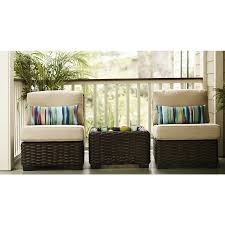 Henry Link Wicker Furniture Replacement Cushions Patio Cozy Outdoor Furniture Design With Allen U0026 Roth Patio