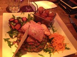 la cuisine des tontons tartare au foie gras picture of la cuisine des tontons grenoble