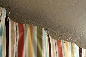Hang Curtain From Ceiling Decorating Attractive Hang Curtain From Ceiling Decorating With Ceiling Mount