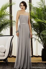 light gray bridesmaid dresses light gray chiffon bridesmaid dresses 2016 2017 b2b fashion