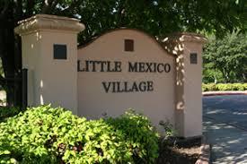 little mexico village dallas low rent public housing apartments