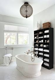 bathroom splendid cool black and white bathroom wall tile