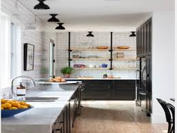 industrial style cabinets rustic farmhouse kitchens modern