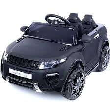 land rover evoque black range rover evoque style 12v child u0027s ride on car matt black