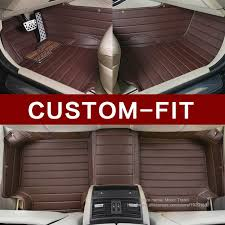 cadillac cts all weather floor mats custom fit car floor mats for cadillac ats cts xts sls escalade 3d
