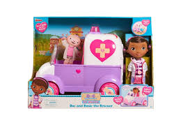 doc mcstuffins toy hospital playset doc rosie rescuer