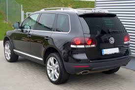 volkswagen touareg 2017 black file vw touareg i v6 tdi black magic heck jpg wikimedia commons