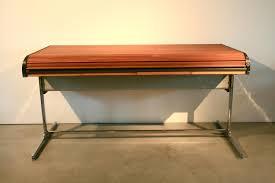 bureau herman miller table de bureau mid century par george nelson pour herman