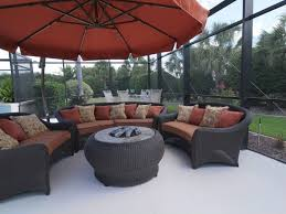Cheap Patio Sets With Umbrella by How To Choose The Best Outdoor Patio Sets With Umbrella Lestnic