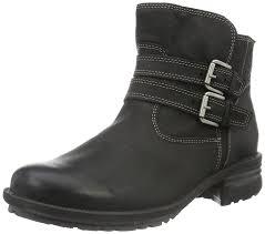 womens boots velcro josef seibel flat zipper velcro josef seibel schuhfabrik gmbh