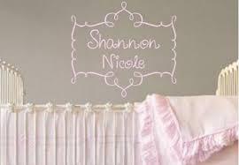 Personalized Nursery Decor Personalized Nursery Decor Nursery Decorating Ideas