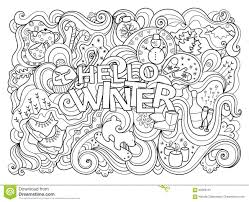 cute winter coloring pages winter coloring page 8 4595 for pages sharry me