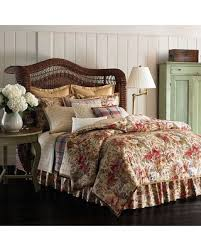 Comforter Thread Count Holiday Savings Are Here 60 Off Chaps Garden Cove 4 Pc 300