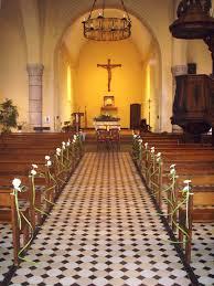 d corations mariage church decoration church decor church