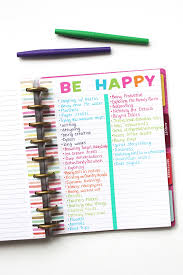 30 ways to use happy planner notes pages u2013 katie the planner