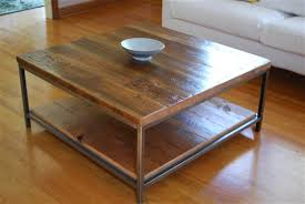 square metal coffee table urban coffee tables durable iron frame finish urban coffee tables