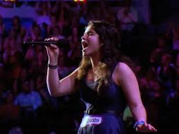 Rachel Crow I D Rather Go Blind Rion Paige U0027blown Away U0027 The X Factor Usa 2013 Clip Song 7 00