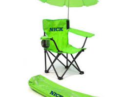 Beach Chair Name Child U0027s Personalized Beach Chair With Umbrella Sand