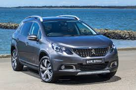 peugeot 2008 new look peugeot 2008 pricing and specification announced